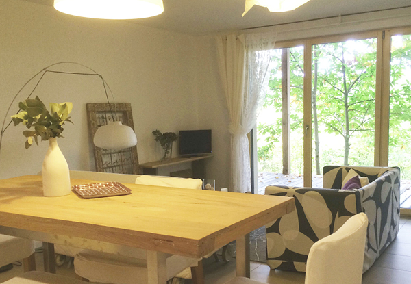 2 rooms appartment for 2 to 4 people